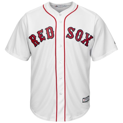 Majestic Men's Boston Red Sox Cool Base® Replica Jersey - view number 1