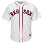 Majestic Men's Boston Red Sox Cool Base® Replica Jersey
