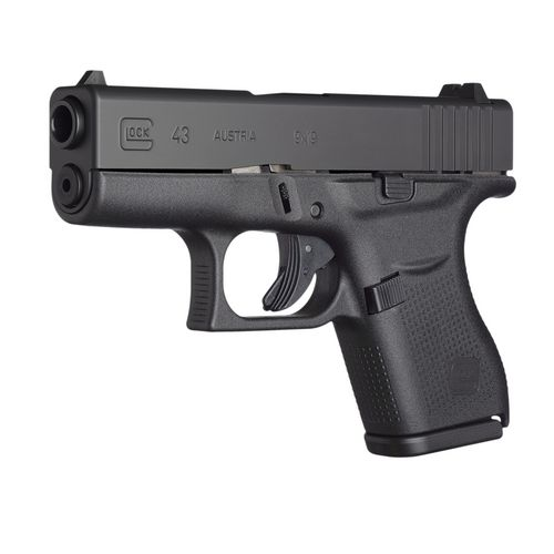 Display product reviews for GLOCK G43 9x19 Semiautomatic Centerfire Pistol