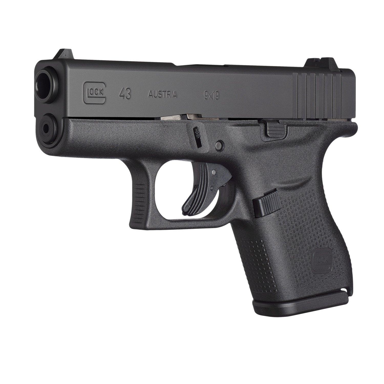 GLOCK G43 9x19 Semiautomatic Centerfire Pistol