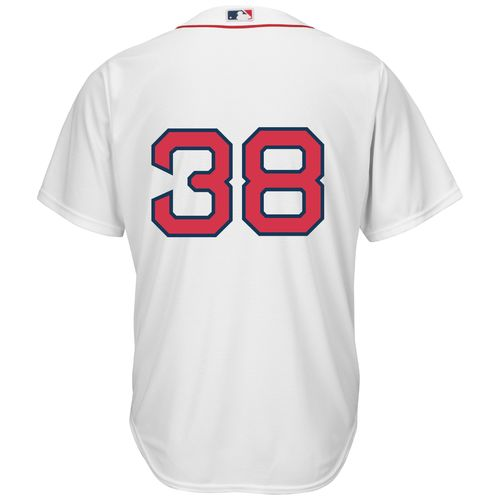 Majestic Men's Boston Red Sox Rusney Castillo #38 Cool Base® Replica Jersey - view number 1
