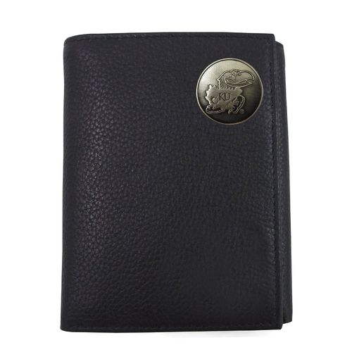 Collegiate Adults' University of Kansas Trifold Wallet
