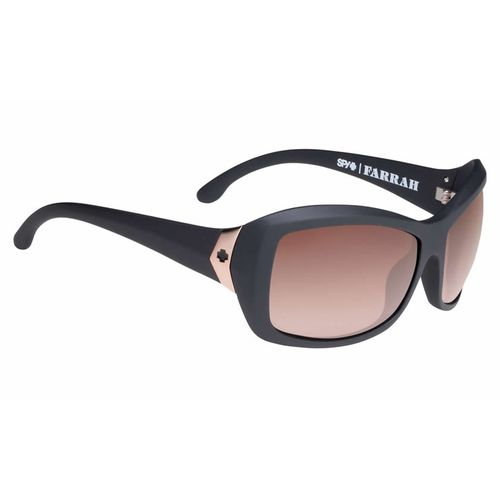 SPY Optic Women's Farrah Femme Fatale Happy Sunglasses