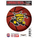 "Stockdale Wichita State University 5"" x 7"" Movable Decal"