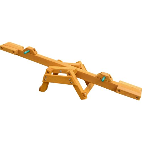 Gorilla Playsets™ Wooden Seesaw