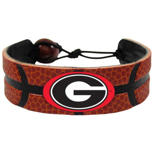 GameWear University of Georgia Power G Logo Classic Basketball Bracelet