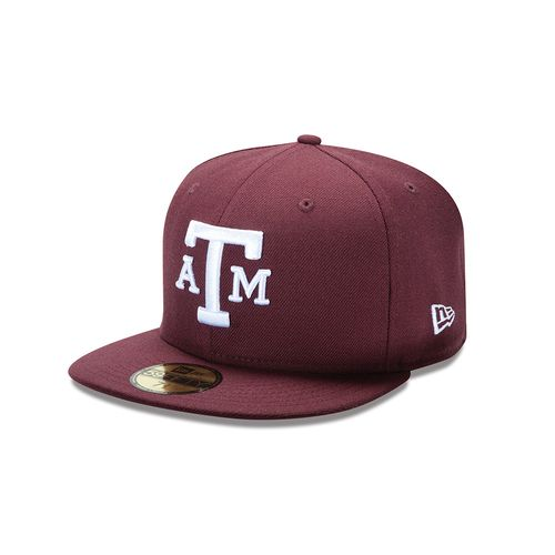 New Era Men's Texas A&M University 59FIFTY Baseball Cap - view number 1