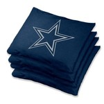 Wild Sports Dallas Cowboys Regulation Bean Bags 4-Pack