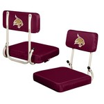 Logo Chair Texas State University Hardback Seat