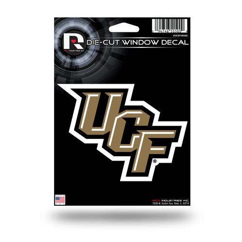 Tag Express University of Central Florida Medium Die-Cut Window Decal