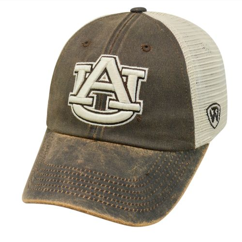 Top of the World Adults' Auburn University ScatMesh Cap - view number 1