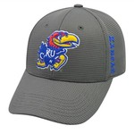 Top of the World Men's University of Kansas Booster Plus Cap