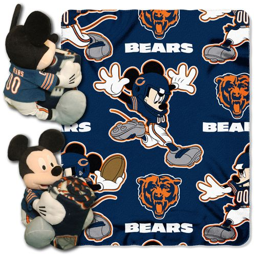 The Northwest Company Chicago Bears Mickey Mouse Hugger