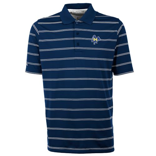Antigua Men's McNeese State University Piqué Xtra-Lite Polo Shirt