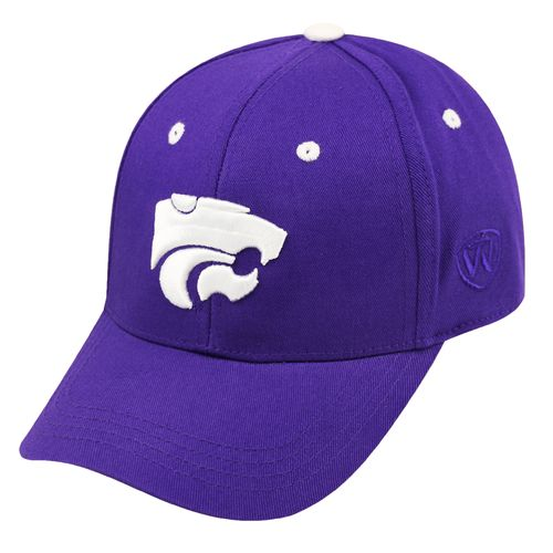 Top of the World Kids' Kansas State University Rookie Cap - view number 1