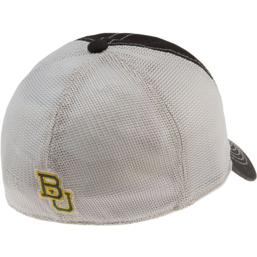 Top of the World Adults' Baylor University Putty Cap - view number 2