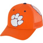 Zephyr Adults' Clemson University Screenplay Trucker Mesh Hat