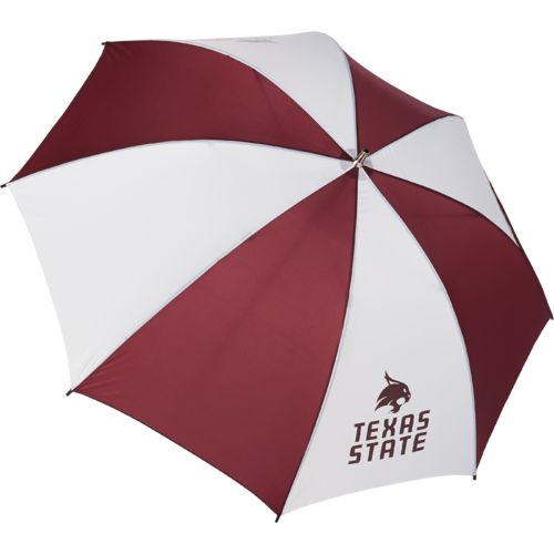 Storm Duds Adults' Texas State University Golf Umbrella