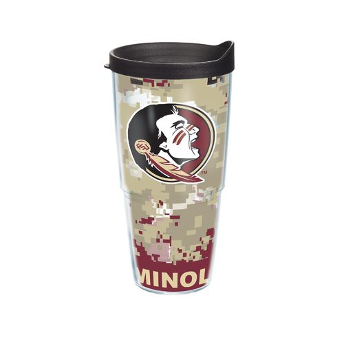 Tervis Florida State University Digital Camo 24 oz. Tumbler with Lid