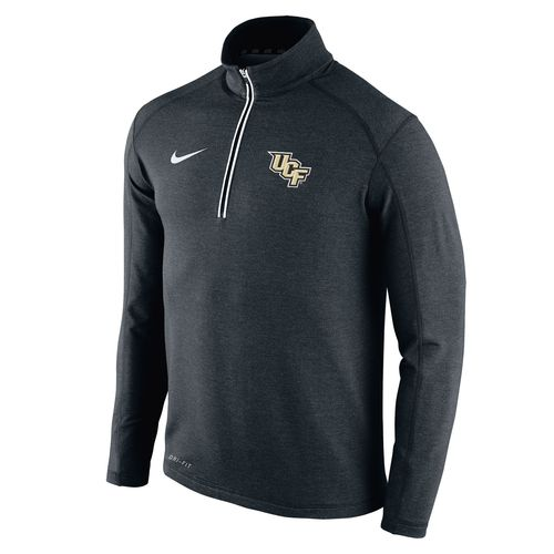 Nike™ Men's University of Central Florida Sideline Collection Gameday 1/2 Zip Top