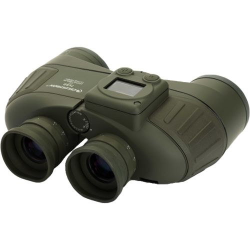 Celestron Cavalry 7 x 50 Binoculars with GPS, Digital Compass and Reticle - view number 2