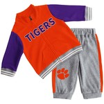 Colosseum Athletics Infant Boys' Clemson University Team Captain Fleece Set