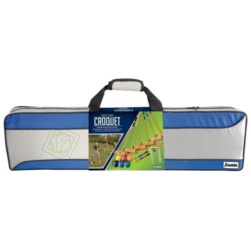 Franklin Sports 6-Player Classic Croquet Set - view number 2