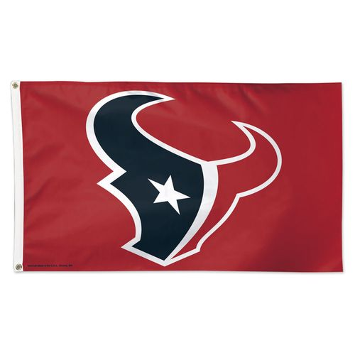 WinCraft Houston Texans Deluxe Flag