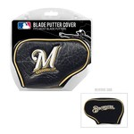 Team Golf Milwaukee Brewers Blade Putter Cover - view number 1