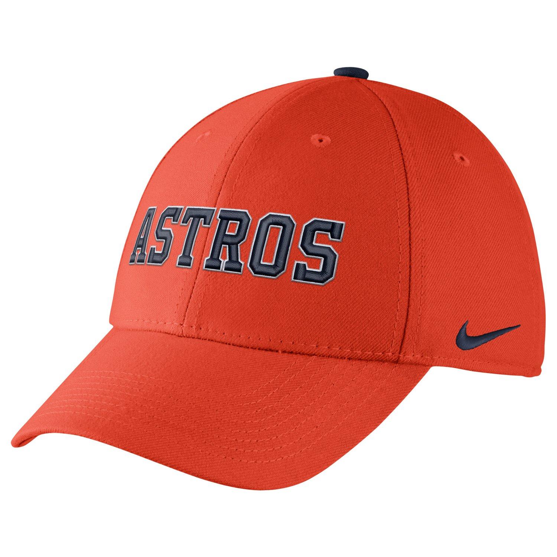 Nike™ Adults' Houston Astros Classic Dri-FIT Swoosh Flex