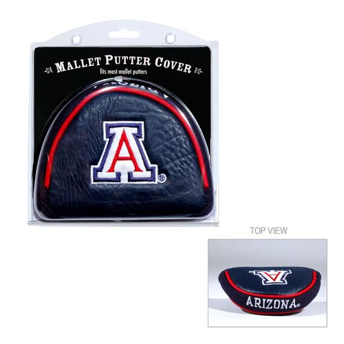 Team Golf University of Arizona Mallet Putter Cover - view number 1