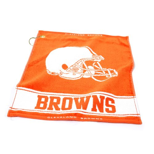 Team Golf Cleveland Browns Woven Towel
