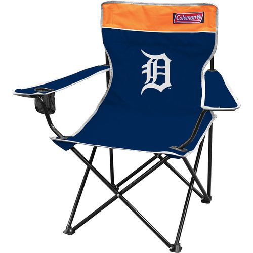 Coleman® Detroit Tigers Quad Chair