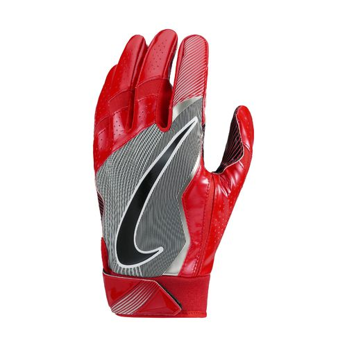 3c68ce1bc5d all red nike football gloves Sale