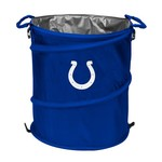 Logo™ Indianapolis Colts Collapsible 3-in-1 Cooler/Hamper/Wastebasket - view number 1