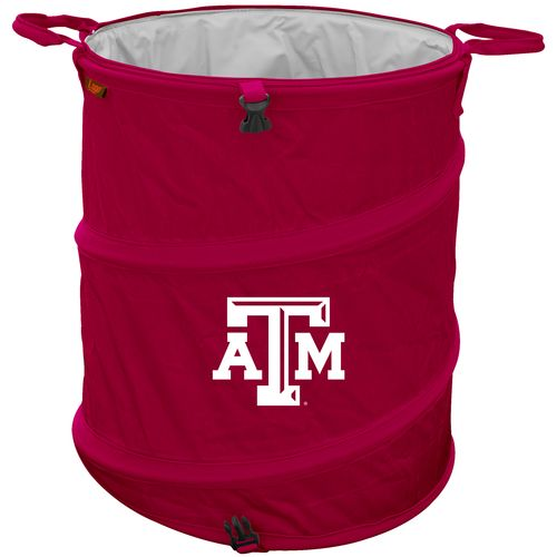Logo™ Collapsible 3-in-1 Cooler/Hamper/Wastebasket