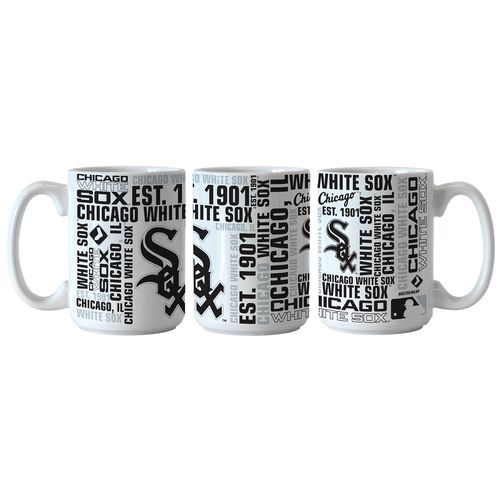 Boelter Brands Chicago White Sox 15 oz. Coffee