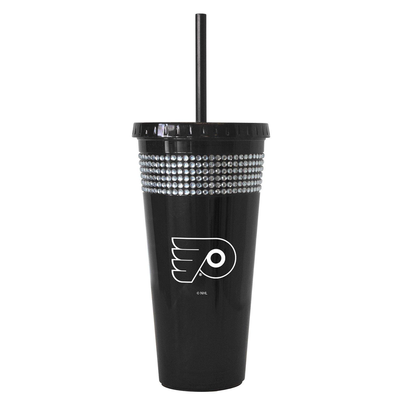 Boelter Brands Philadelphia Flyers 22 oz. Bling Straw
