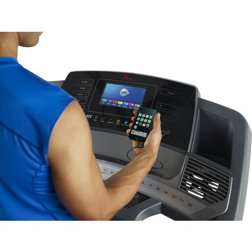 FreeMotion Fitness 860 Treadmill - view number 4