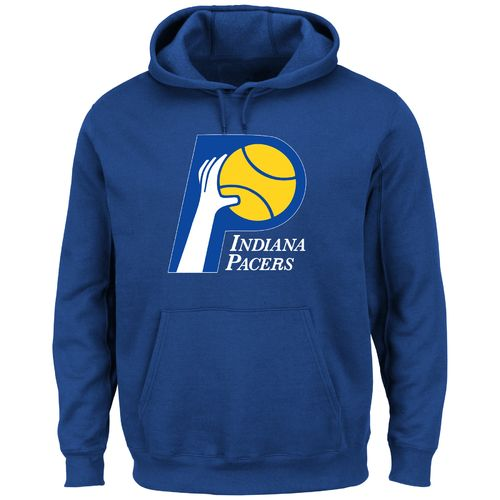 Majestic Men's Indiana Pacers Hardwood Classics Tek Patch™ Hoodie