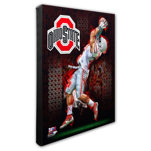 Photo File Ohio State University Player Stretched Canvas Photo