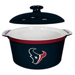 Boelter Brands Houston Texans Gametime 2.4 qt. Oven Bowl - view number 1