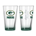 Boelter Brands Green Bay Packers Elite 16 oz. Pint Glasses 2-Pack - view number 1