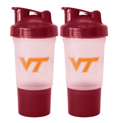 Boelter Brands Virginia Tech 16 oz. Protein Shakers 2-Pack