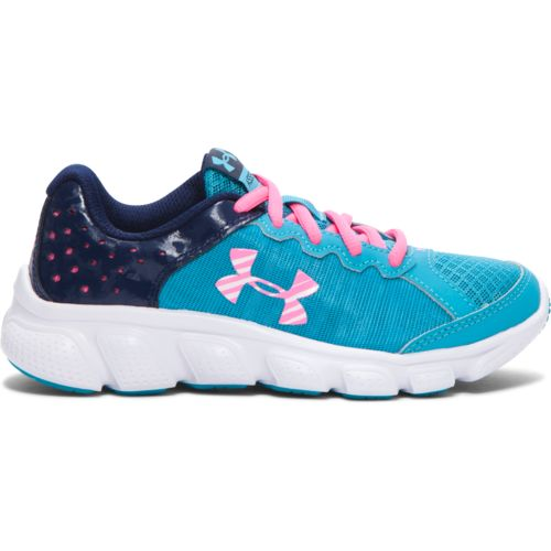 Display product reviews for Under Armour Girls' Micro G Assert V Running Shoes