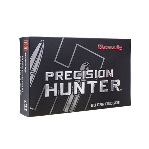 Hornady ELD-X™ Precision Hunter™ 7mm Rem. Mag. 162-Grain Rifle Ammunition