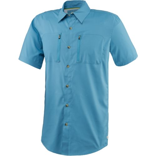Display product reviews for Magellan Outdoors Men's Chimney Rock Short Sleeve Shirt