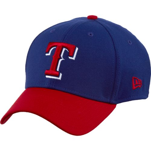 New Era Men's Texas Rangers 39THIRTY Cap
