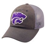 Top of the World Women's Kansas State University Charisma 2-Tone Adjustable Cap