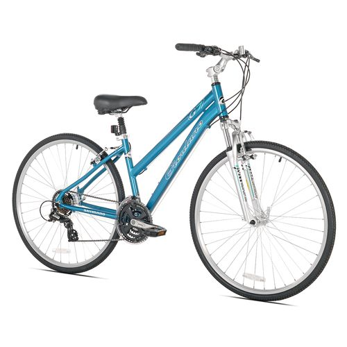 Giordano Women's G7 700c 21-Speed Hybrid Bicycle